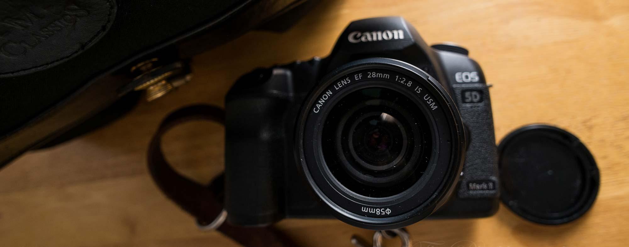 jual Canon EF 28mm f/2.8 IS USM