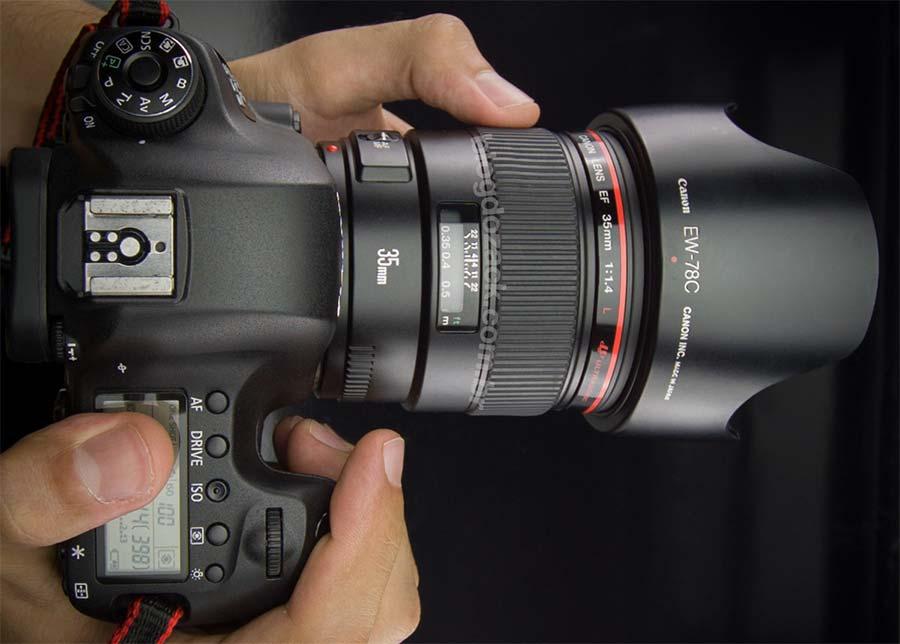 jual Canon EF 35mm f/1.4 L USM
