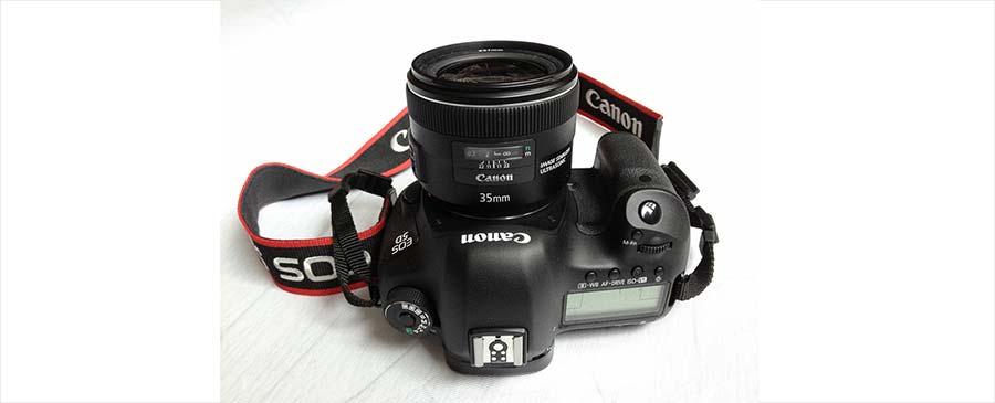 jual Canon EF 35mm f/2 IS USM
