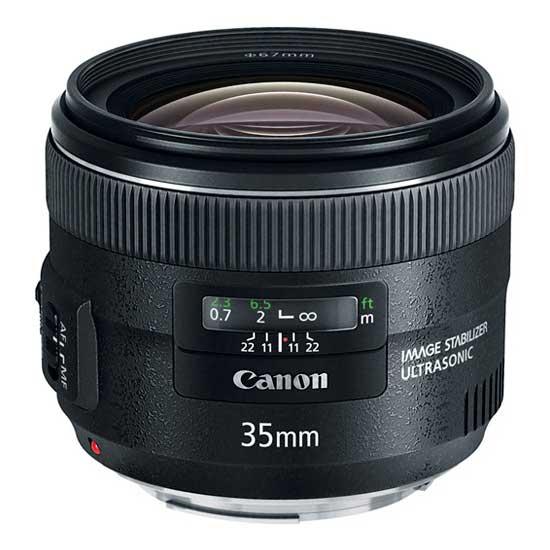 Jual Lensa Canon EF 35mm f/2 IS USM Harga Murah Surabaya & Jakarta