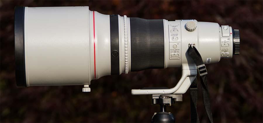 jual Canon EF 400mm f/2.8L IS II USM