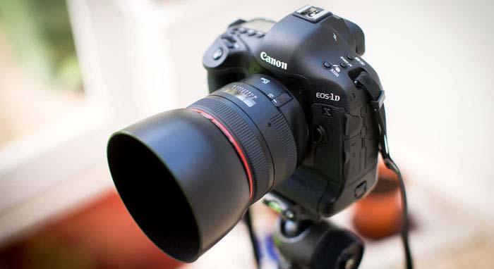 jual Canon EF 85mm f/1.2 L II USM