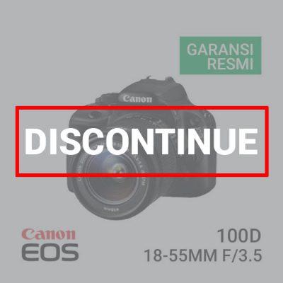 Canon EOS 100D Kit EF-S 18-55mm IS STM garansi resmi