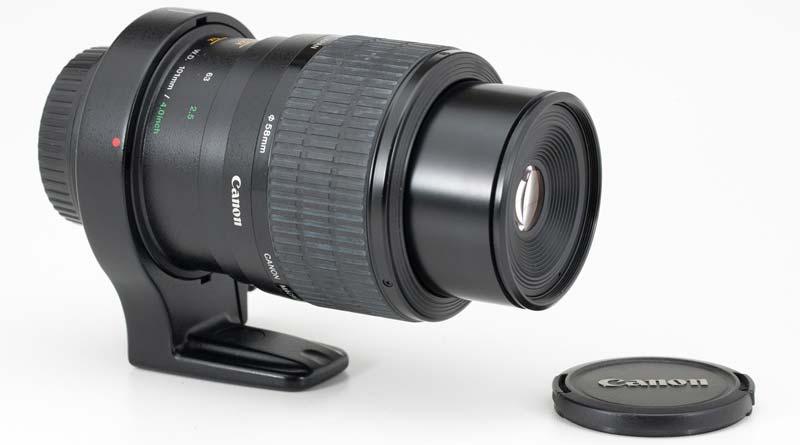 jual Canon MPE 65mm f/2.8 1.5x Macro