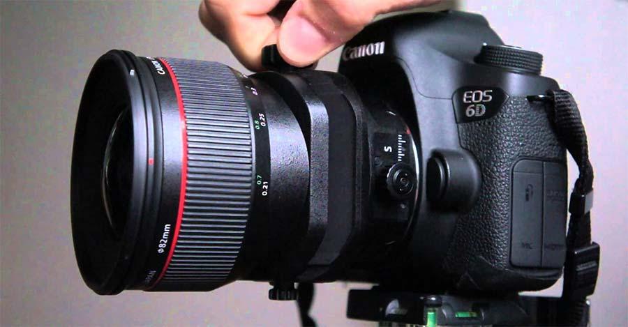 jual Canon TS-E 24mm f/3.5 L II Tilt-Shift
