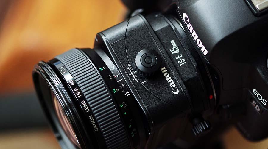 jual Canon TS-E 45mm f/2.8