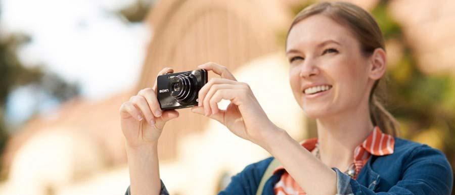 jual DSC-WX220 Cyber-shot Digital Camera
