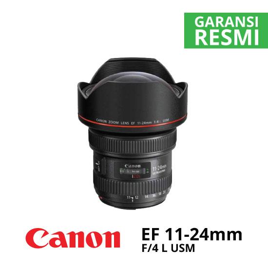 jual Canon EF 11-24mm f/4L USM