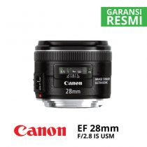 jual Canon EF 28mm f/2.8 IS USM