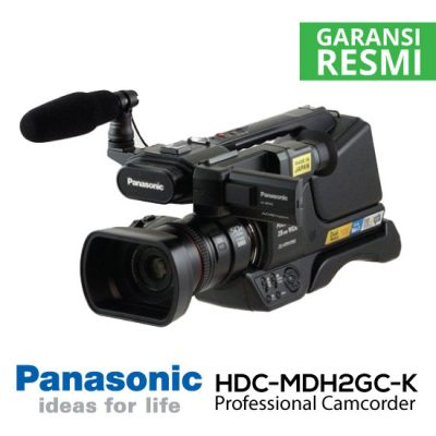 Jual Kamera Camcorder Professional Panasonic HDC-MDH2GC-K