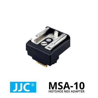 jual JJC Hotshoe NEX Adapter MSA-10