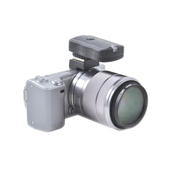 JJC Hotshoe NEX Adapter MSA-10