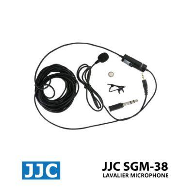 jual JJC Omnidirectional Lavalier Microphone SGM-38