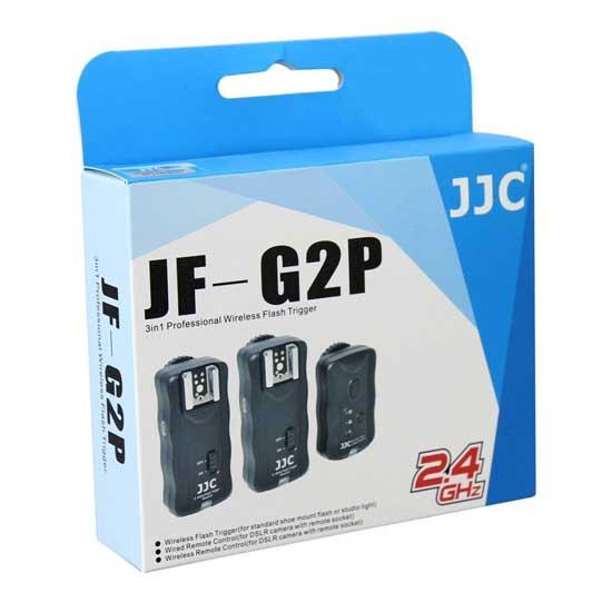 JJC Trigger JF-G2P (2,4Ghz + 1 Receiver)