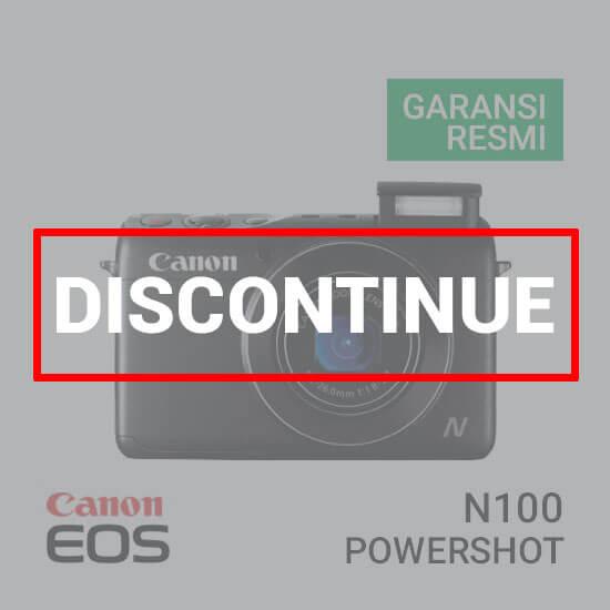 jual kamera Canon PowerShot N100 harga murah surabaya jakarta