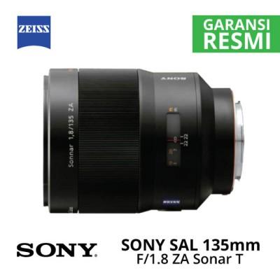 Jual Lensa SONY SAL 135mm F1.8ZA Carl Zeiss Sonar T* Harga Murah Surabaya & Jakarta