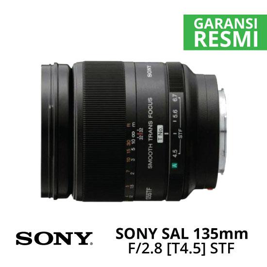 Jual Lensa SONY SAL 135mm F2.8 [T4.5] STF Harga Murah Surabaya & Jakarta