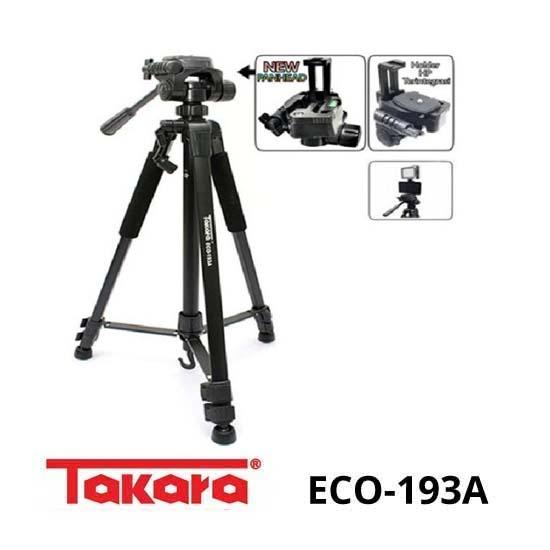 Jual Takara Eco-193A Tripod Harga Murah Terbaru dan Spesifikasi