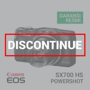 jual kamera Canon PowerShot SX700 HS harga murah surabaya jakarta