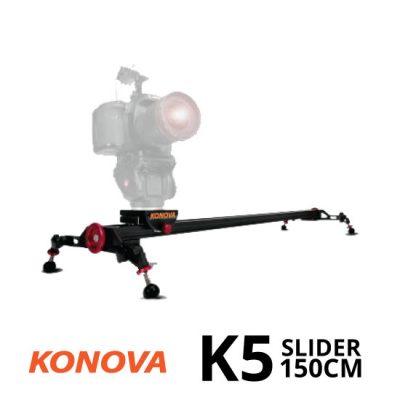 Jual Slider Kamera DSLR Konova Slider K5 Ukuran 150CM
