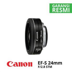 Lensa Canon EF-S 24mm f2.8 STM Harga Murah Terbaik - Spesifikasi