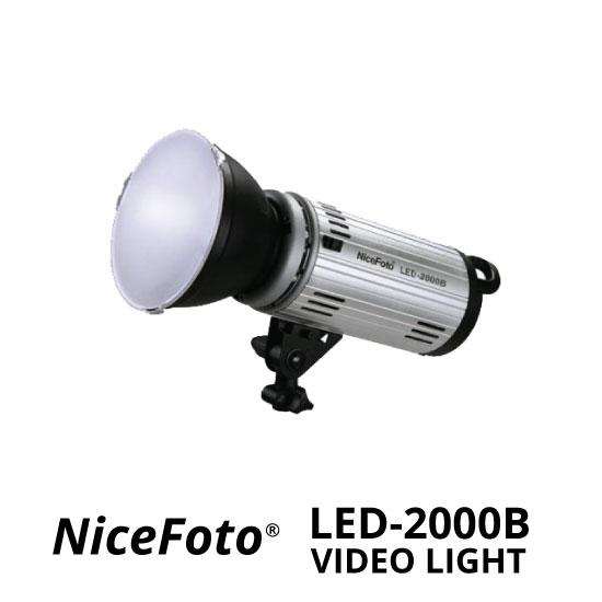 jual Nicefoto Video Light LED-2000B