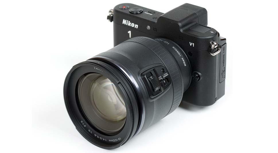 jual Nikon 1 Nikkor VR 10-100mm f/4.5-5.6 PD-Zoom