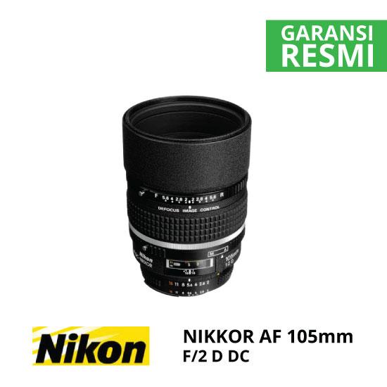 jual Nikon AF 105mm f/2D DC-NIKKOR