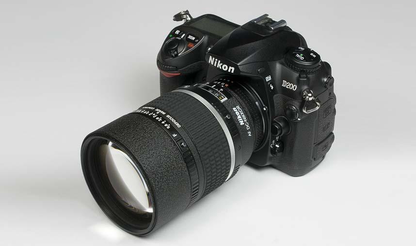 jual Nikon AF 135mm f/2D DC-NIKKOR