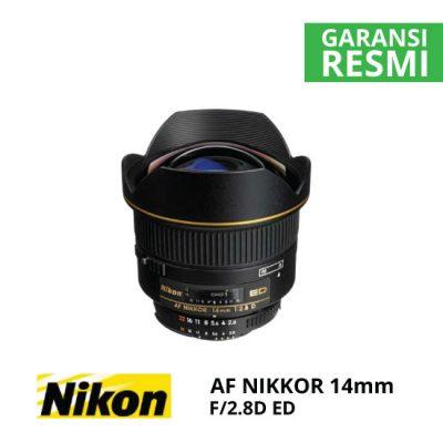 jual Nikon AF 14mm f/2.8D ED
