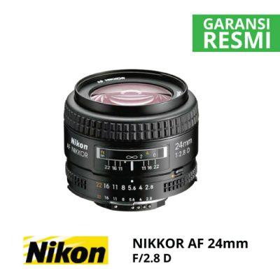 jual Nikon AF 24mm f/2.8D
