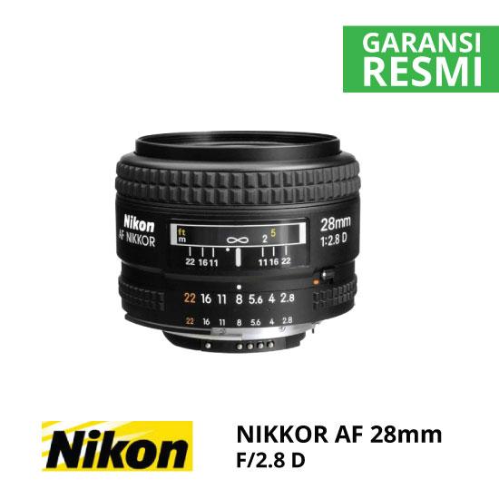 jual Nikon AF 28mm f/2,8D