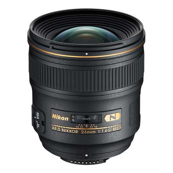 Nikon AF-S 24mm f/1.4G ED Nano Lensa