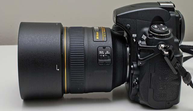 jual Nikon AF-S 85mm F/1.4G