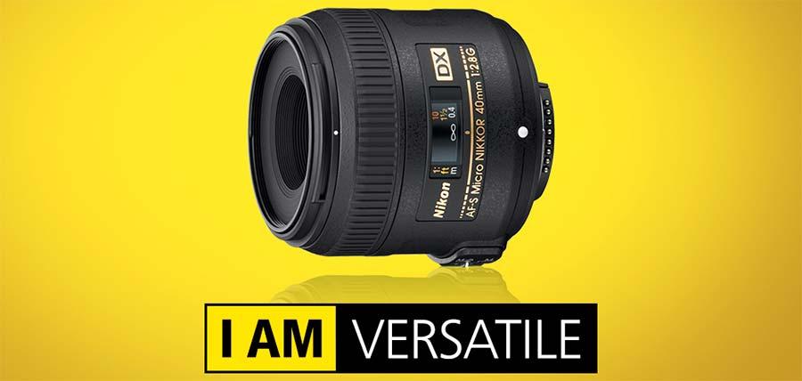 jual Nikon AF-S DX Micro 40mm f/2.8G