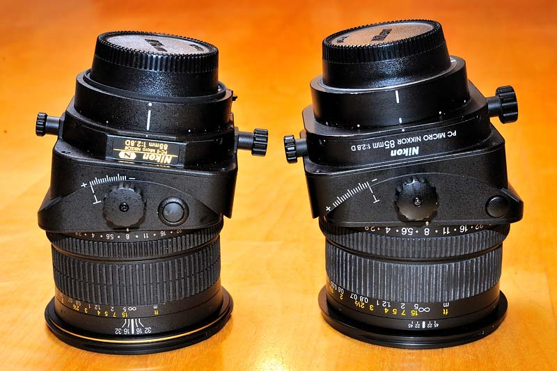 jual Nikon PC-E Micro 85mm f/2.8D Tilt-Shift