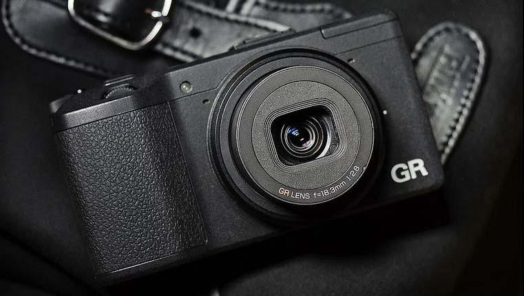 jual Ricoh GR Digital Camera