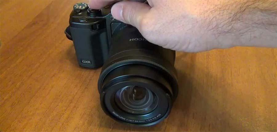 jual Ricoh GXR A16 24-85mm F3.5-5.5