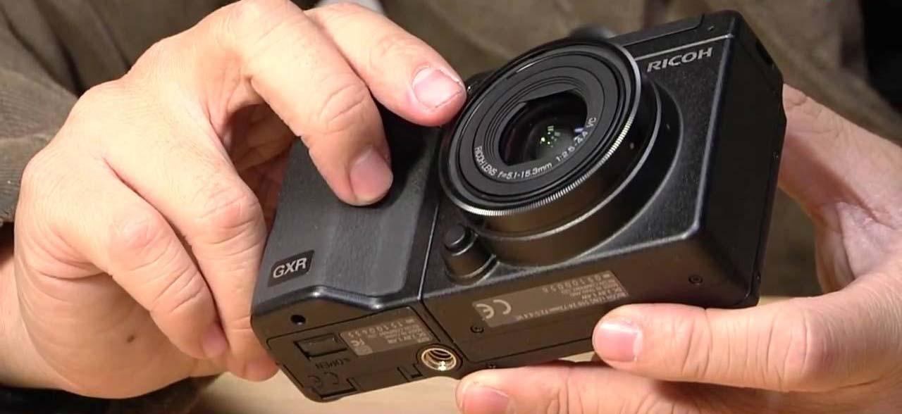 jual Ricoh GXR S10 24-72mm f/2.5-4.4 VC