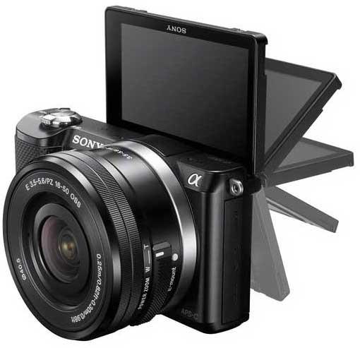 Jual Kamera Mirrorless Sony A5000 Kit 16-50mm f/3.5-5.6 OSS Murah. Cek Harga Kamera Mirrorless Sony A5000 Kit 16-50mm f/3.5-5.6 OSS disini, Toko Kamera Online Surabaya Jakarta - Plazakamera.com