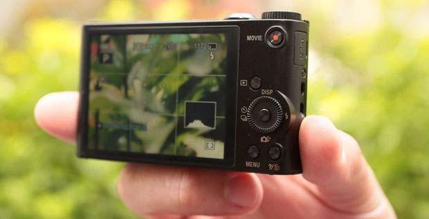jual Sony DSC-WX300 Cyber-shot Digital Camera