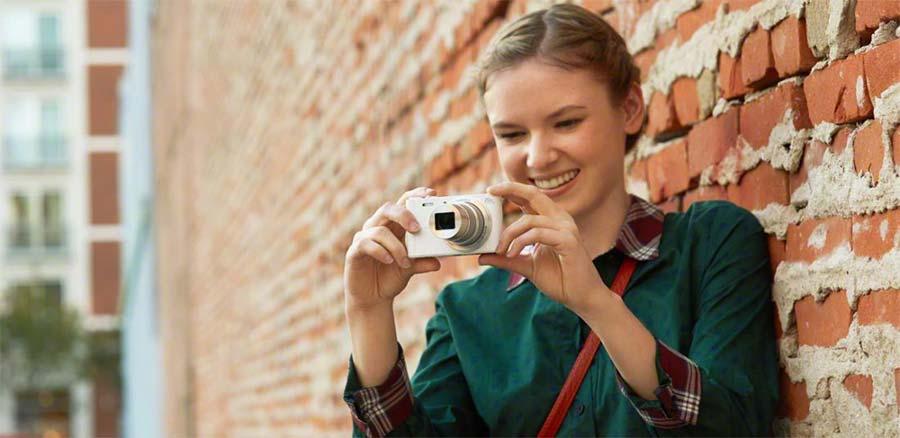 jual Sony DSC-WX350 Cyber-shot Digital Camera