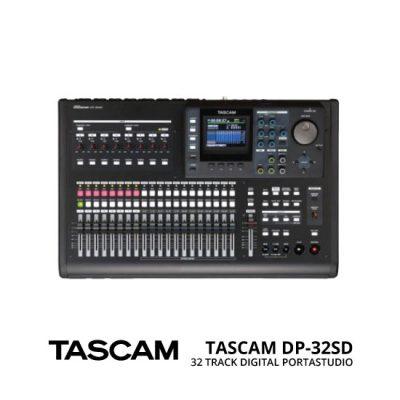 jual TASCAM 32 TRACK DIGITAL PORTASTUDIO DP-32SD