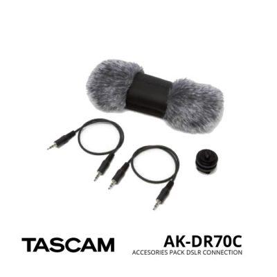 jual TASCAM AK-DR70C Acc Pack For DR70D