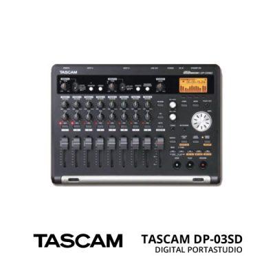 jual TASCAM DP-03SD