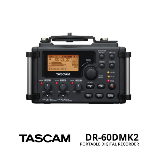jual TASCAM DR-60DMK2