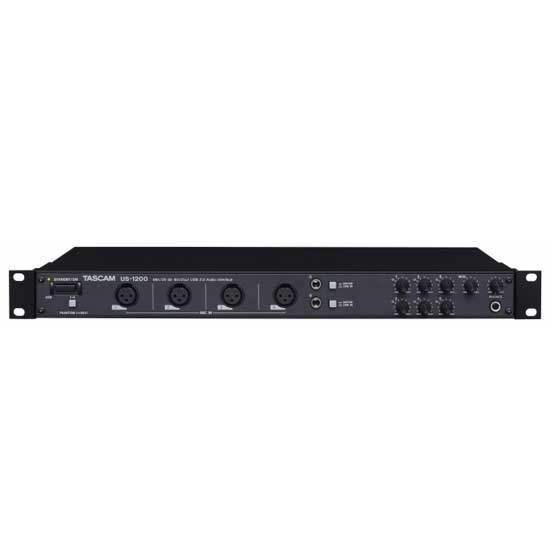 TASCAM USB Audio Interface US-1200