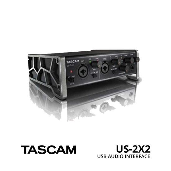 jual TASCAM USB Audio Interface US-2X2