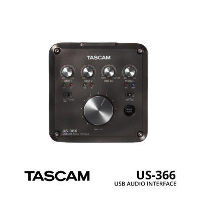 jual TASCAM USB Audio Interface US-366