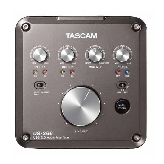 TASCAM USB Audio Interface US-366